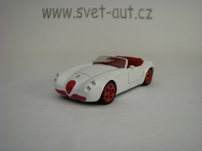 Wiesmann MF 5 roadster White model Siku 1320